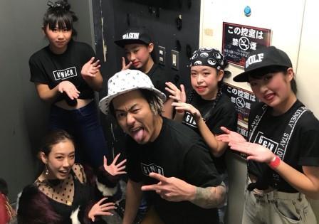 BUCCI(ET-KING)バックダンサーfanJtwiceイベント出演決定!